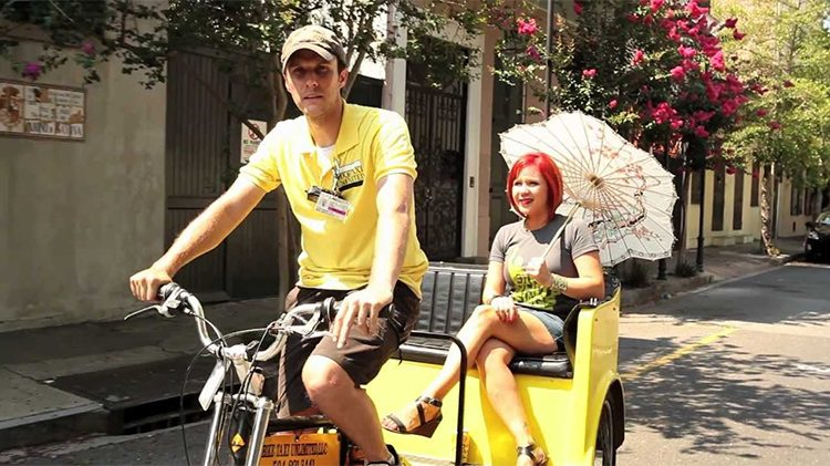 New Orleans Pedicabs