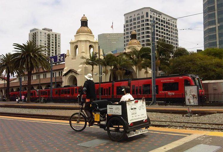 San Diego Pedicabs
