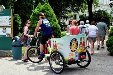 Coaster Pedicab