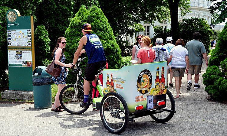 Coaster Pedicab