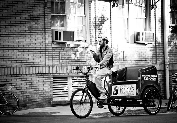 Savannah Pedicabs