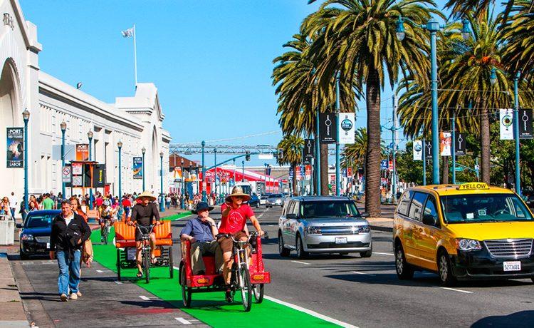 Pedicab Taxi San Francisco