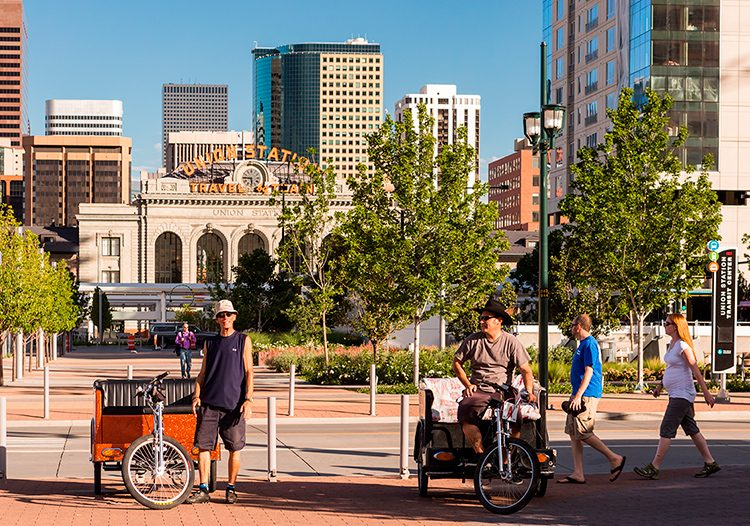 denver pedicab